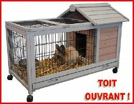 Cage a lapin ebay