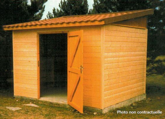 Cabane en bois guadeloupe - Mailleraye.fr jardin