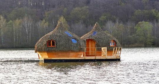 Cabane sur l'eau vesoul