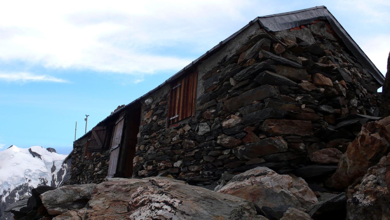 Cabane quintino sella