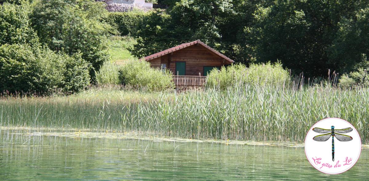 Cabane sur l'eau doubs