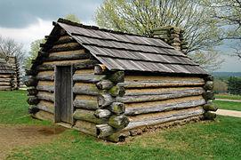 Cabane en bois canada