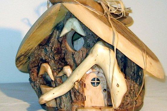 Cabane oiseaux a vendre