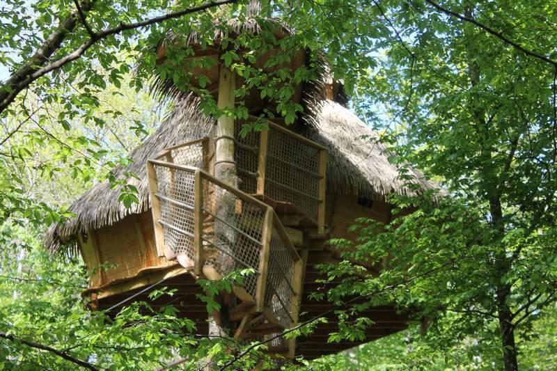 Cabane de france tours