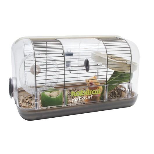 Cage a lapin safari