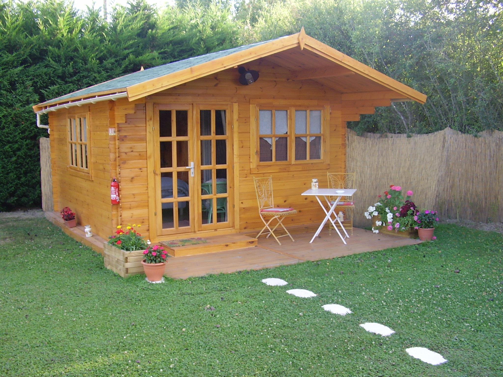 Comment isoler une cabane en bois