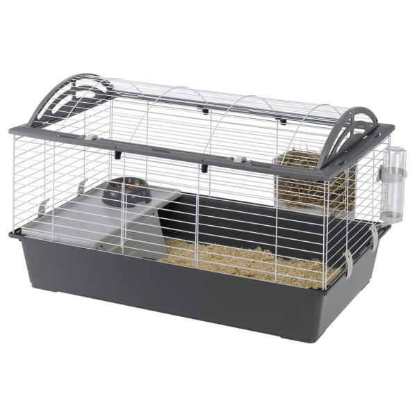 Cage a lapin living world