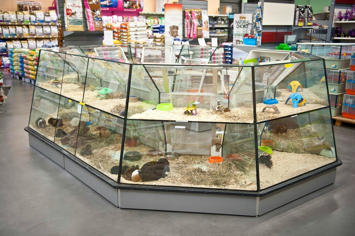 Cage a lapin botanic