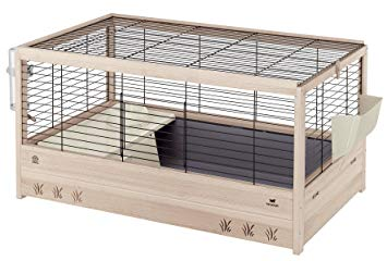 Cage a lapin nice