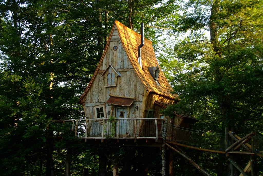 Cabane arbre sarlat