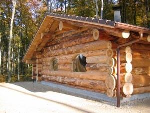 Cabane en bois jura