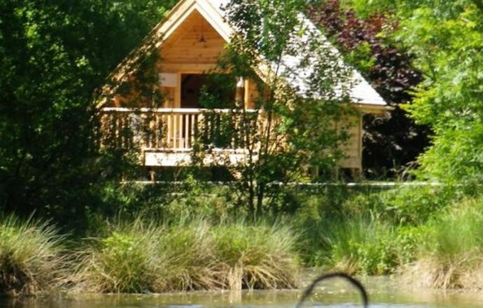 Location cabane sur l'eau normandie