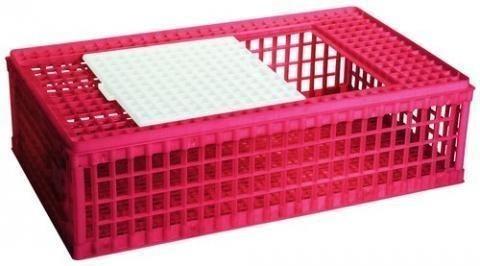 Cage a lapin de transport