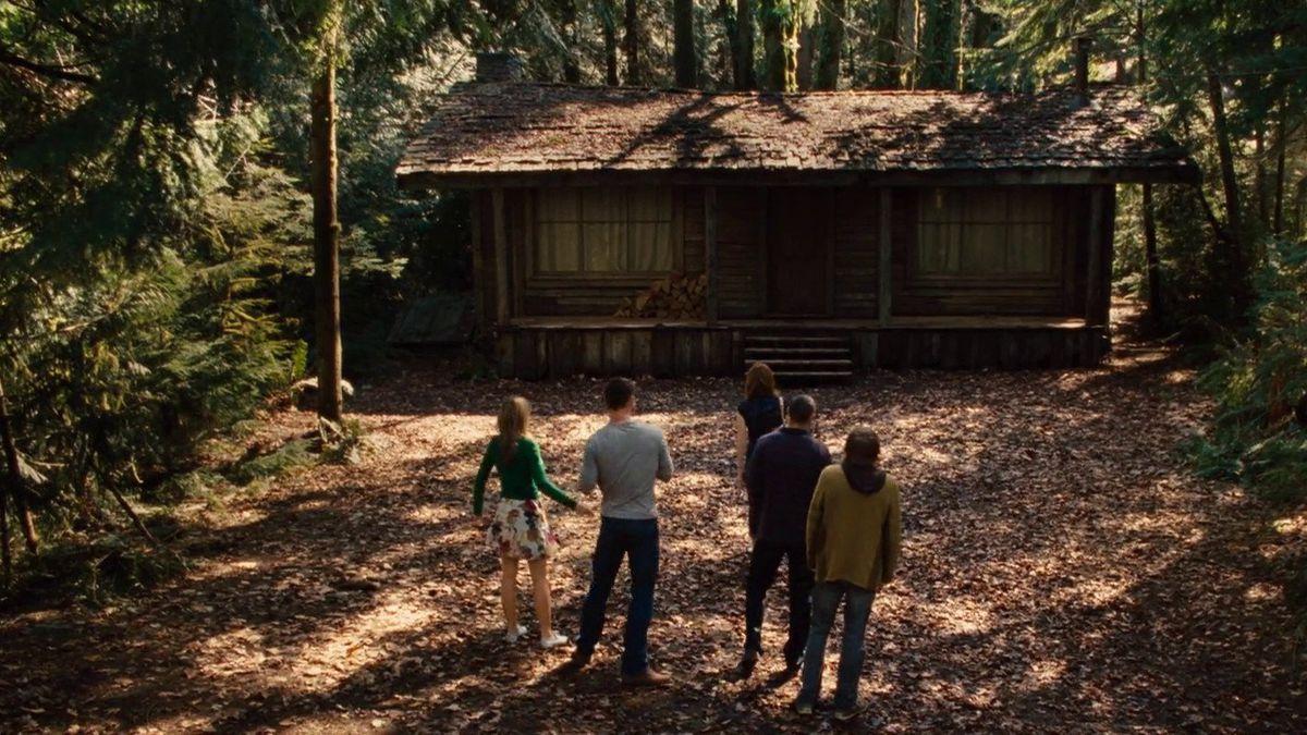La cabane dans les bois résumé complet