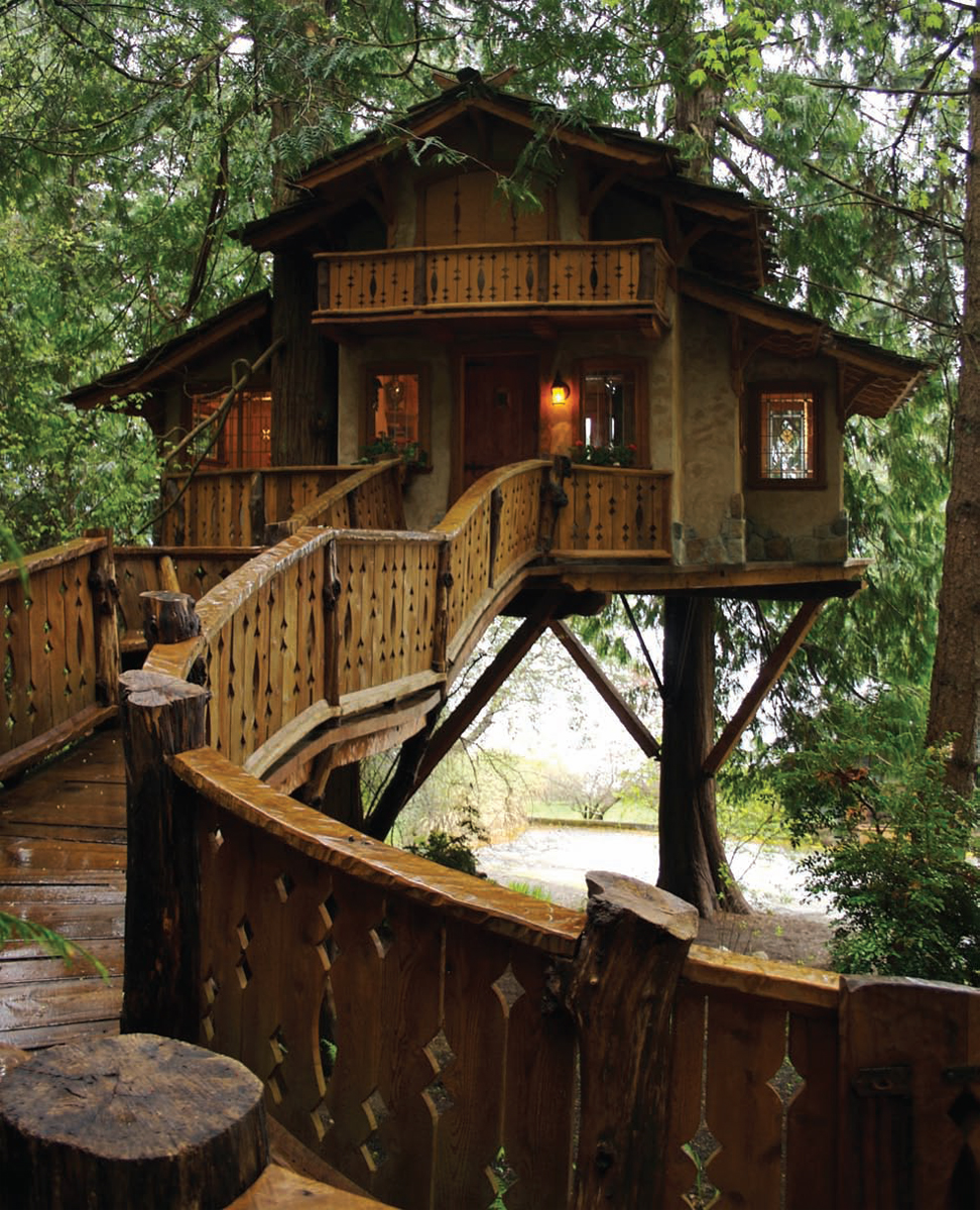 Cabane dans les bois quebec