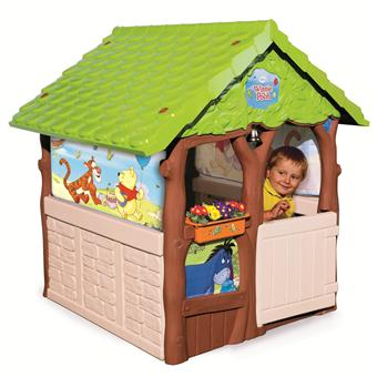 Cabane forestiere smoby