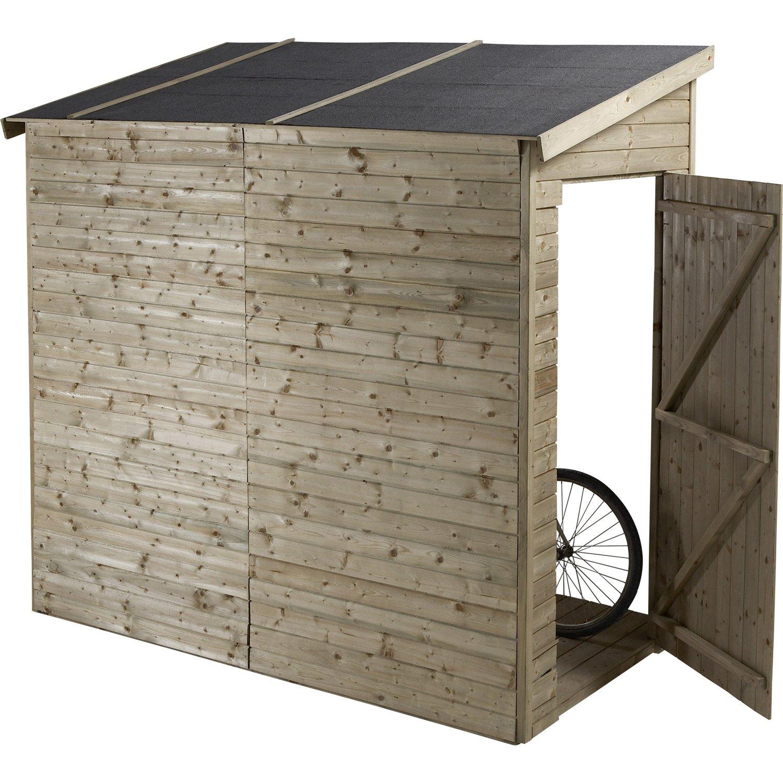 Cabane pour velo