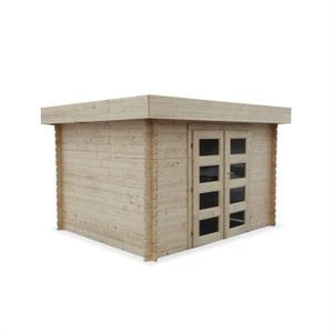 Construire cabane de jardin pas cher