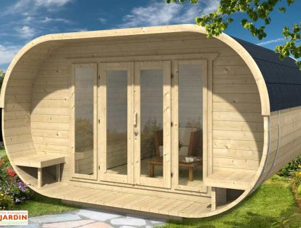 Cabane de jardin riaz