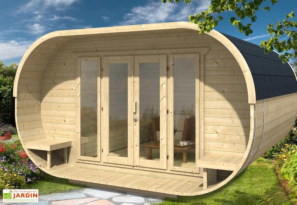 abri de jardin design pas cher jardin. Black Bedroom Furniture Sets. Home Design Ideas