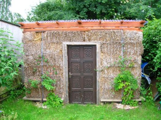 Cabane de jardin en bois originale - Mailleraye.fr jardin