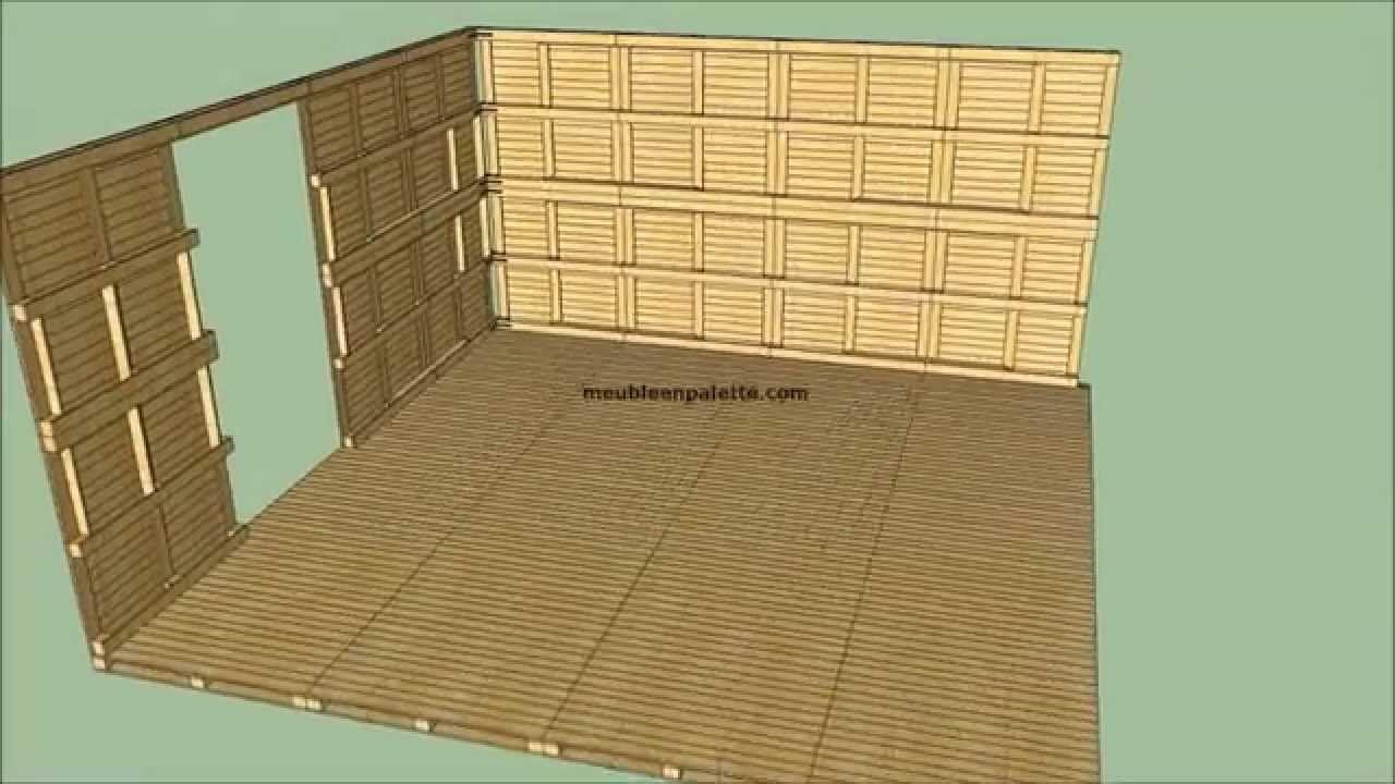 Comment construire une cabane en bois youtube