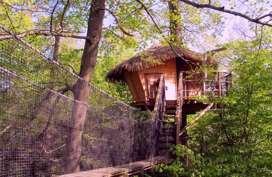 Cabane arbre narbonne