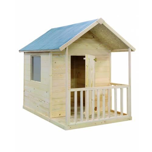 Acheter une cabane dans les bois
