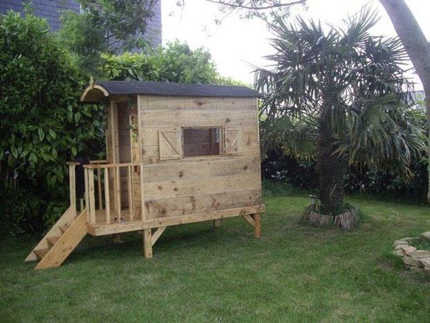 Construire Abris De Jardin Pas Cher Maillerayefr Jardin