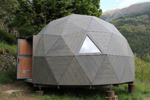 Cabane igloo - Mailleraye.fr jardin