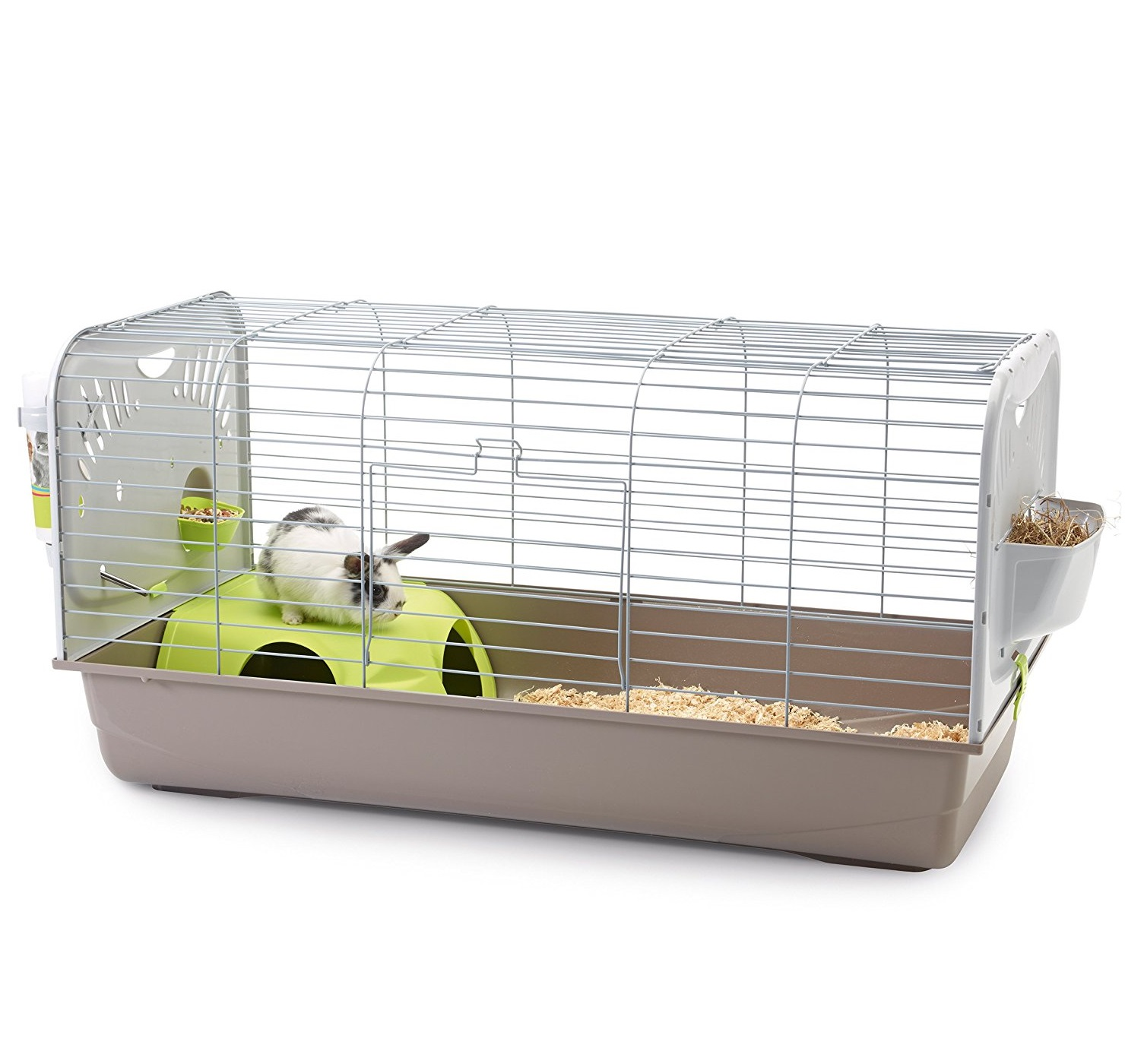 Cage a lapin taille