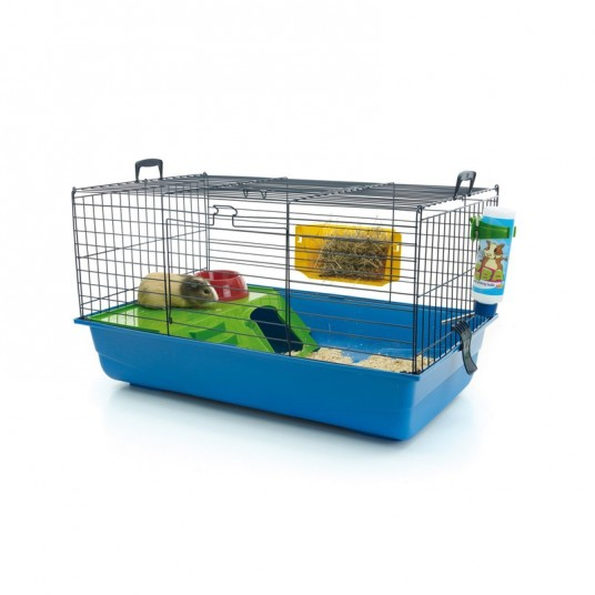 Cage a lapin nero 2 deluxe