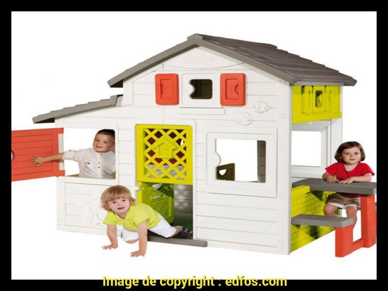 Cabane smoby jouet club