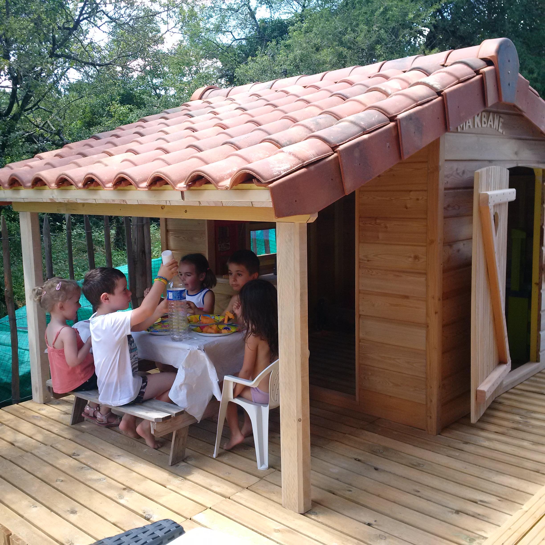 Fabriquer cabane en bois de palette - Mailleraye.fr jardin