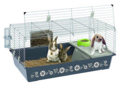cage a lapin chez leclerc jardin. Black Bedroom Furniture Sets. Home Design Ideas