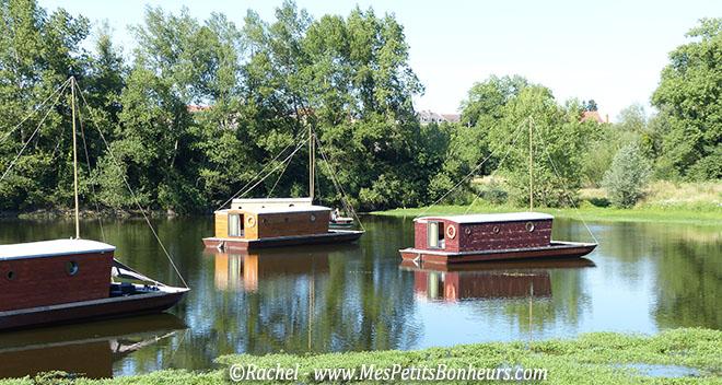Hebergement insolite cabane sur l'eau