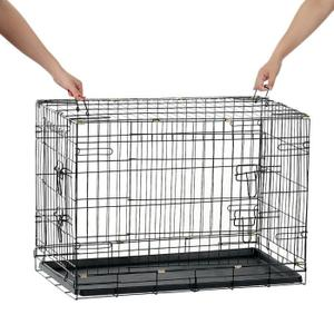 Cage pliable lapin