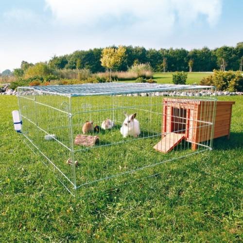 Cage a lapin exterieur pas cher