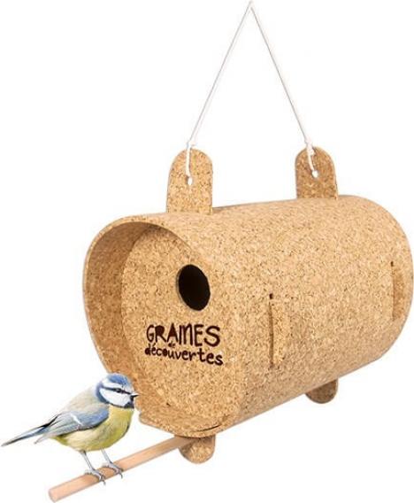 Cabane a oiseau a assembler