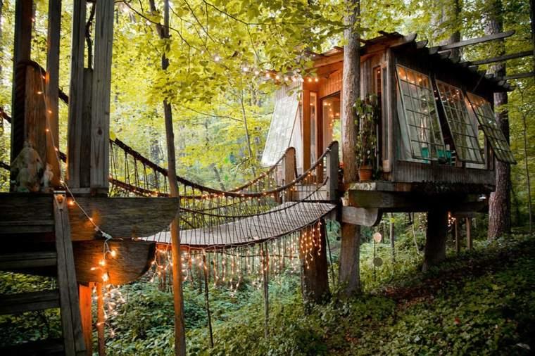 La cabane dans les bois qui meurt