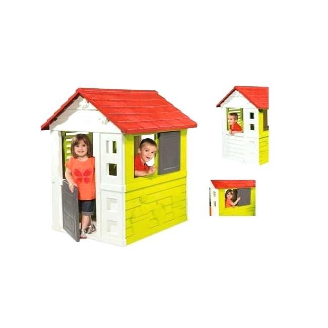 Cabane smoby maxi toys