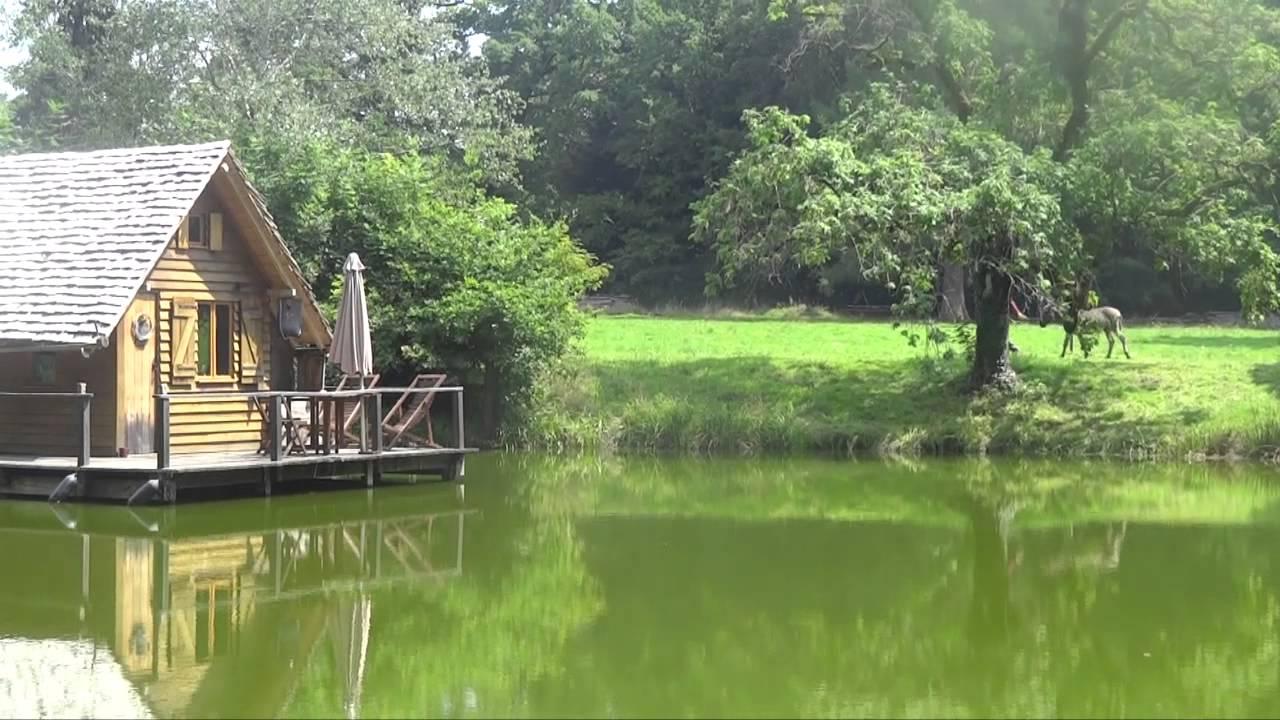 Gite cabane au bord de l'eau