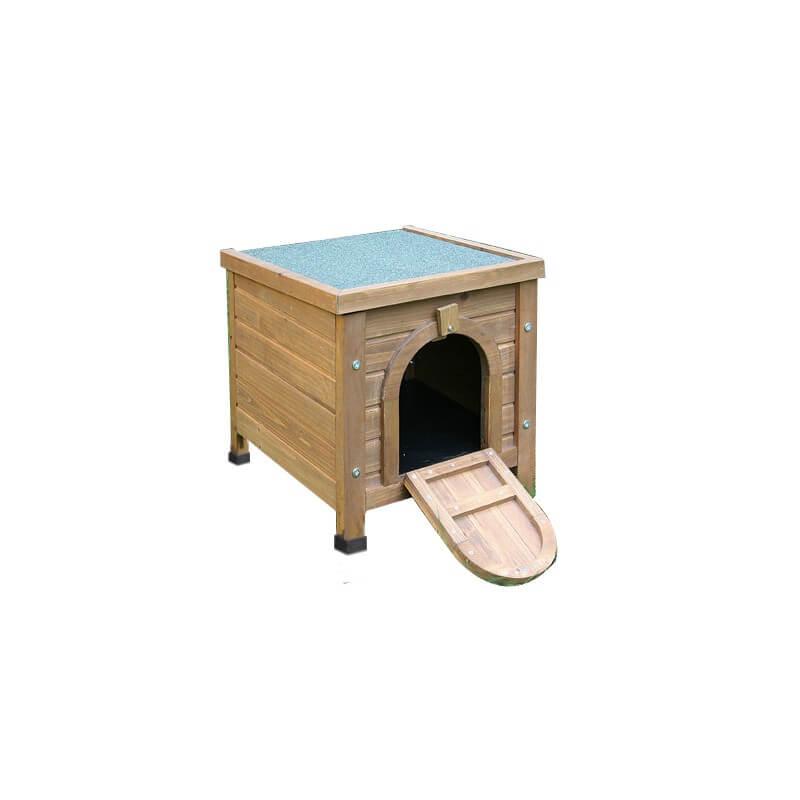 Cabane pour poule couveuse
