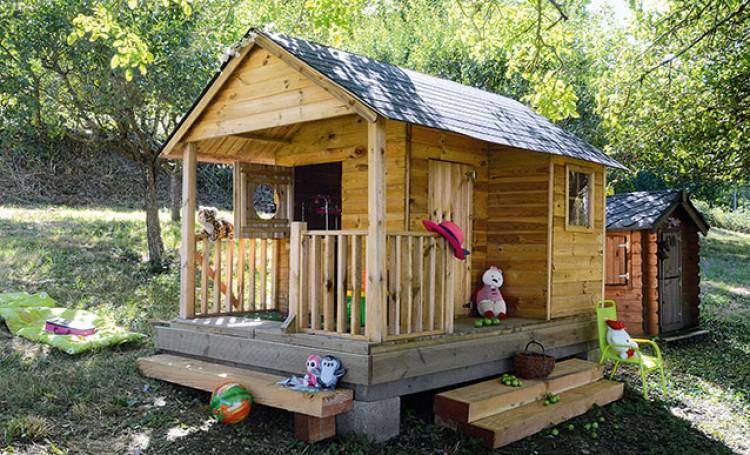 Comment monter une cabane en palette