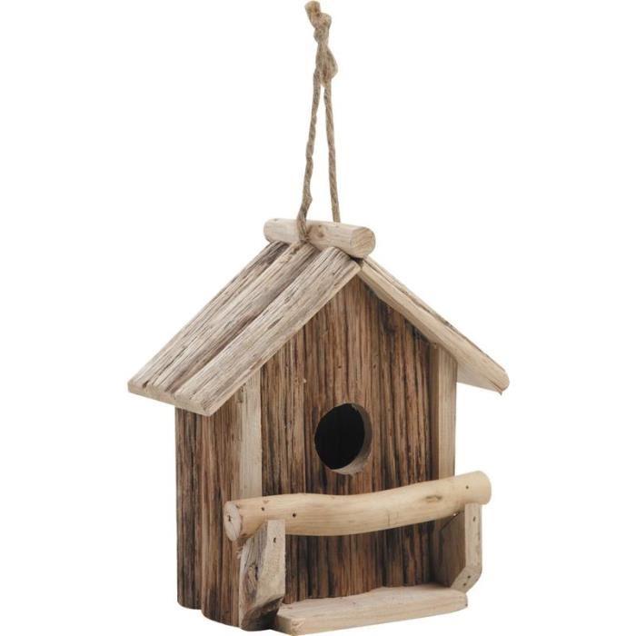 Cabane a oiseaux pas cher