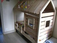 Faire un lit cabane en palette