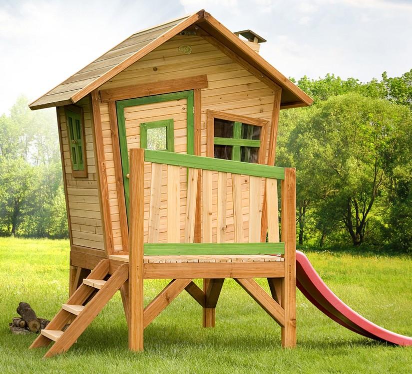 Cabane en bois haut de gamme