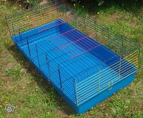 good selling new products outlet boutique Cage a lapin pas cher le bon coin - Mailleraye.fr jardin