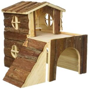 Cabane pour lapin toy