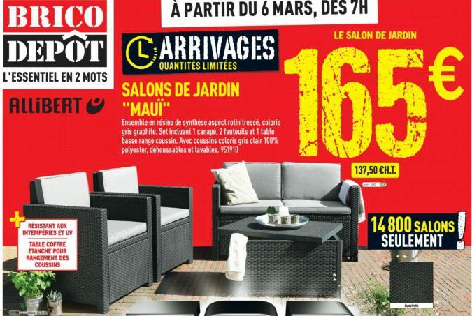 Salon de jardin en resine allibert - Mailleraye.fr jardin